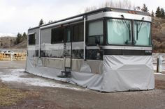 Winter Camping with Your Motorhome: What You Need To Know