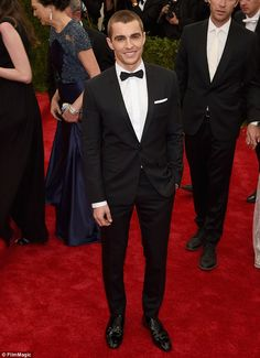 Younger actor: Dave Franco, the younger brother of actor James Franco was seen for the highly coveted role