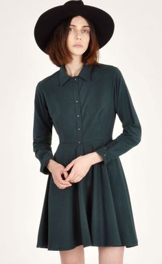 Mary Meyer Green Wednesday Dress