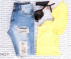 GEEEEEEELB ☀️☀️ #oscarwho #oscarwhodaily #oscarwhocom #sommer #gelb #jeans #girl #women #frauen #onlineshop #shopping #trend #mannheim #köln #Frankfurt #Berlin #only #fashionblog