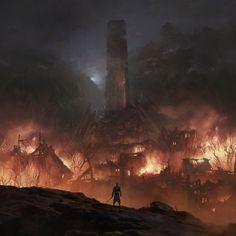 Monolith by jordangrimmer on DeviantArt