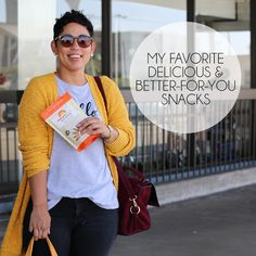 Tasty Snacks + Giveaway! - Mimi G Style