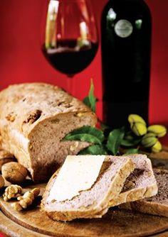 Cabernet Sauvignon bread