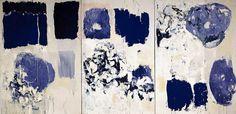Joan Mitchell, Les Bluets