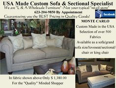 Quality Home Furnishings & Accessories Home Furnishing Accessories, Home Furnishings, Furniture Making, Home Furniture, Fairmont Designs, King Chair, Aspen House, Parker House, Outdoor Sofa