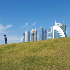 View From Hotel Park #Doha #Qatar @cherimacleod  TAG your PHOTOS  #Qatarism