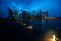 Singapur - Weltreise