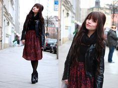 I'm permanently black and blue for you (by Jane S.) http://lookbook.nu/look/3204737-I-m-permanently-black-and-blue-for-you