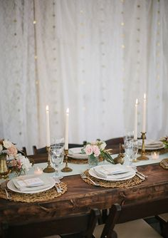 Intimate Tennessee Wedding   photo by Love Is A Big Deal    100 Layer Cake