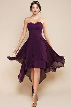 La mode pour robes de cérémonie
