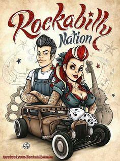 Rockabilly nation