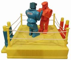 rock em sock em robots - loved it when their heads popped off 1970s Childhood, Childhood Toys, Childhood Memories, 1970s Toys, Retro Toys, Vintage Games, Vintage Toys, Popular Toys, Thats The Way
