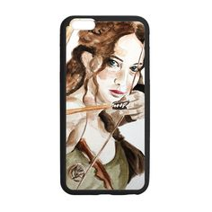 Hunger Games Jennifer Lawrence Case for iPhone 6 Plus