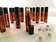 awesome SET roll-on BPA-Free Plastic OR STEEL Rollers Amber Glass Essential Oil bottle Check more at https://aeoffers.com/product/arts-and-crafts-collectibles-handmade-online/set-roll-on-bpa-free-plastic-or-steel-rollers-amber-glass-essential-oil-bottle/