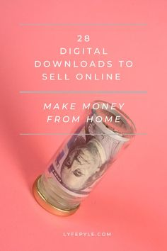 how to make money selling digital downloads online Make Money From Home, Way To Make Money, Make And Sell, Make Money Online, How To Make, Earn Extra Income, Earn Extra Cash, Extra Money, Budgeting Worksheets