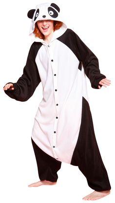 Kigurumi Panda Adult Costume