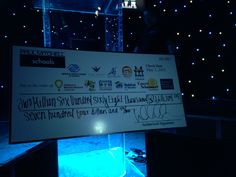 We raised ($)2,668,704.54 beating our goal of ($)2.5mill! Amazing work! We love our #PaulMitchellFamily #FUNraisingGala