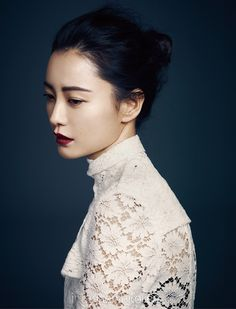 2015.01, Harper's Bazaar, Jung Yumi