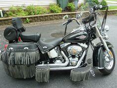 2011 Harley Davidson Heritage Softail Classic FLSTCI for sale, Price:$16,500. Long Grove, Illinois