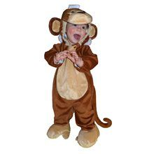 Lil' Monkey Jumper Infant Costume