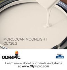 MOROCCAN MOONLIGHT OL726.2 is a part of the oranges collection by Olympic® Paint.