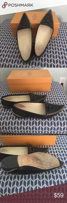 TODS flat shoes Nice well made TODS flat! Tod's Shoes Flats & Loafers