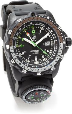 Luminox Recon Series NAV SPC Watch - REI.com