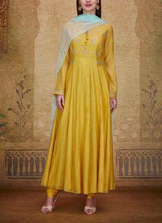 Anita Dongre | The Keahi Suit | Shop Salwars at strandofsilk.com
