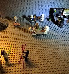 Restaurant Lego Star Wars