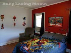 Comavengers Kids Room : ... Avengers Bedroom Ideas, Avengers Kids Room, Avengers Rooms, Avengers
