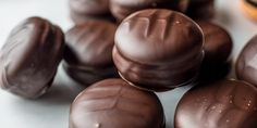 Graham Hornigold pays homage to the classic chocolate bar in this inventive Mars Macaron recipe