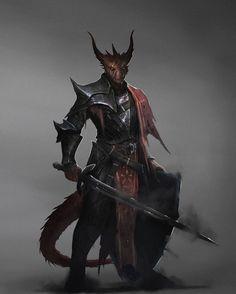 Lizardmen and Dragonborn - Fantasy Art Fantasy Races, Fantasy Warrior, Fantasy Rpg, Fantasy Artwork, Fantasy Character Design, Character Concept, Character Inspiration, Character Art, Concept Art