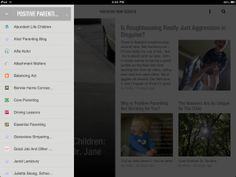 great list of parenting blogs