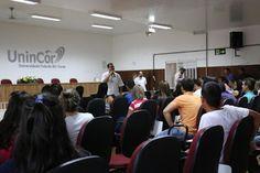 Blog do jornal Folha do Sul MG: UNINCOR: VOLTA ÀS AULAS