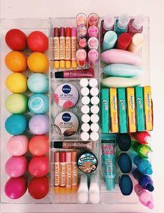 Cosmetic Storage, Makeup Storage, Makeup Organization, Room Organization, Makeup Collection Storage, Make Up Collection, Beauty Skin, Beauty Makeup, Makeup Geek
