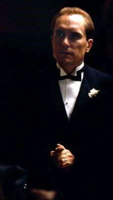 "Tom Hagen - ""I have a special practice. I handle one client."" - from the movie The Godfather"