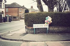 Pea Green Girl gets up early, decorates her street, creates 'Happy Street Day'.