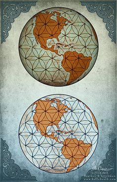 Flower of Life World