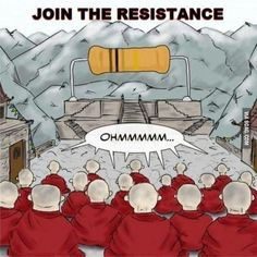 Join the resistance - 9GAG