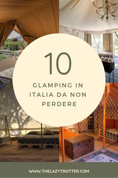 glamping abruzzo, glamping in italia, camping di lusso, glamping sul mare Glamping, Places To Travel, Places To Go, Visit Maldives, Kids Around The World, Photo Search, Visit Italy, Travel With Kids, Where To Go