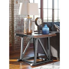 Signature Design by Ashley Zenfield End Table | from hayneedle.com