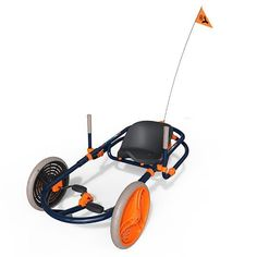 YBike's Explorer 2.0 Go-Kart is seriously one of th ecoolest ride-on toys ever