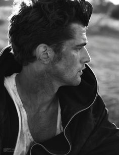 "Sean O'Pry in ""Beyond The Beach"" by Koray Birand for the July-August 2014 Issue of XOXO Magazine (Turkey)"