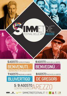 """https://flic.kr/p/vtgxa3   Simmetrie Festival 2015 - il manifesto   Simmetrie Festival - ad Arezzo dal 5 al 9 agosto 2015. Organizzazione: Officine della Cultura, Woodworm, We52100. Info: <a href=""""http://www.simmetriefestival.it"""" rel=""""nofollow"""">www.simmetriefestival.it</a>."""