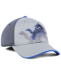 9e066b76 '47 Brand Detroit Lions Greyscale Contender Flex Cap & Reviews - Sports Fan  Shop By Lids - Men - Macy's