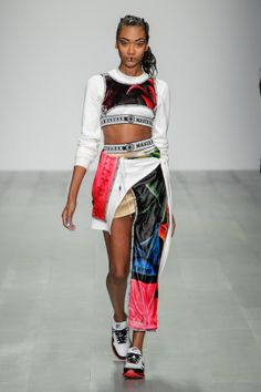 The Line Between the Street and the Runway (and Pants and Skirts!) is So Last-Century at Nasir Mazhar for more fashion and beauty advise check out The London Lifestylist http://www.thelondonlifestylist.com