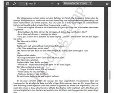 """Try the reading sample of the latest book from the German-Reader.com series: """"Eine Begegnung im Zug"""" by Klara Wimmer.   The books from the series German Reader are designed as reading materials that will help students of German language grow their vocabulary and enhance their command of the language. Each book is a short story whose theme, grammar and vocabulary are tailored to a specific study level.   #deutsch #lernen #germanlanguage #learning #beginners #easy #reader"""