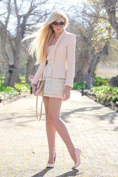 Neutral-peplum-zara-jacket-eggshell-lace-chicwish-skirt_400