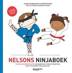 Laura Van Bouchout & Emma Thyssen - Nelsons Ninjaboek