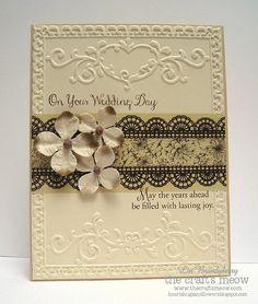Elegance Embossing folder